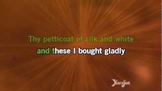 Karaoké Greensleeves - Nolwenn Leroy *