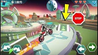 Gravity Rider Zero - New Motor Racing Games - Android Gameplay Video