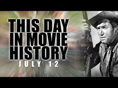This Day In Movie History - Jimmy Stewart: July 12, 1950 - Film Fact HD
