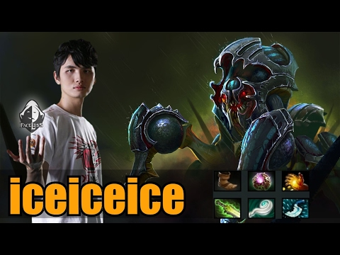 PLAYER PERSPECTIVE: iceiceice (Nyx Assassin) [Dota 2 Asia Championships 2017]