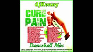 DJ Kenny - Cure Pain (Dancehall Mixtape 2016 Preview)