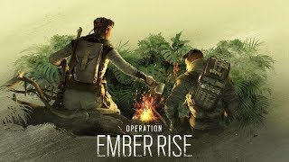 Operation Ember Rise Gameplay Live! // Rainbow Six Siege Live Test Servers