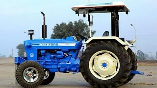 Modified Ford 3600 tractor 60HP front tyre 7.50 and Rear Tyre 16.9.28