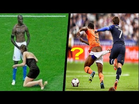 20 Most Stupid Actions Of Players & Disrespectful Moments in Football