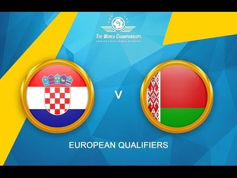 CS:GO - Croatia vs. Belarus[Dust2] - The World Championships 2016