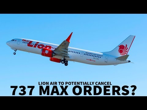 Lion Air may Cancel some 737MAX Orders Mp3