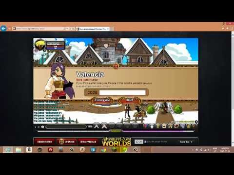 Adventure Quest Worlds Cheats and Cheat Codes PC
