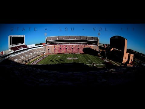 Mississippi State Football Hype Video: LSU