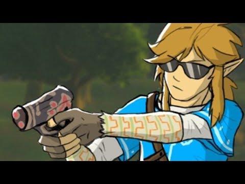 Zelda's Best Weapons