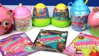 Squishy Oyuncak Challenge Smooshy Mushy HatchEms Mashems Surprise Egg Dino Squishies Bidünya Oyuncak