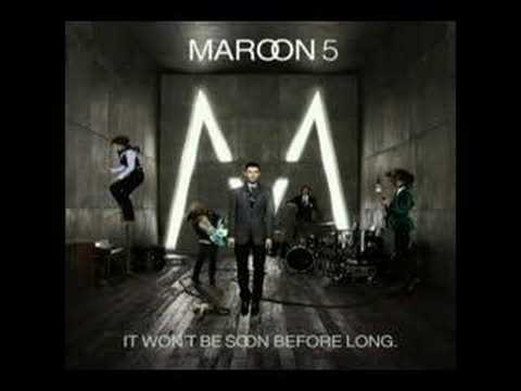 Maroon 5 - Can't Stop