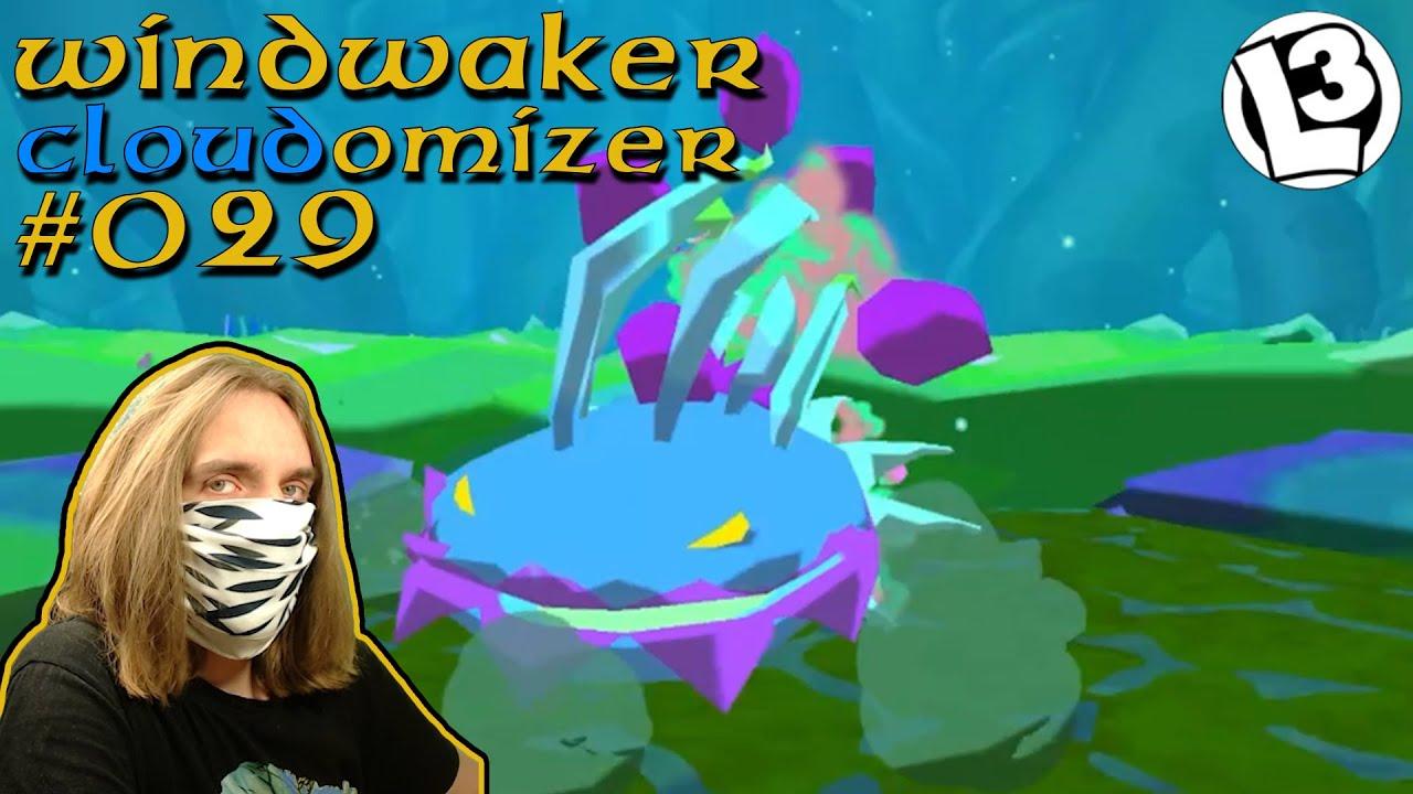 Zelda WIND WAKER - CLOUDomizer [#029] | von lookslikeLink