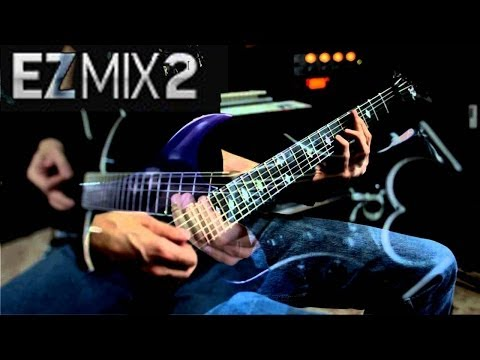 EZmix2 - ANDY SNEAP and METAL AMPS  packs IN ACTION !!!!