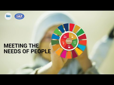WAD 2021 - Meeting the needs of people - Accreditation: Supporting the implementation of SDGs