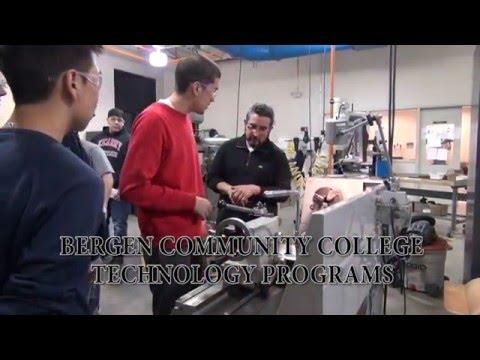 Bergen Community College Technology Programs