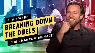 Star Wars: Breaking Down the Duels - The Phantom Menace
