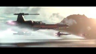 «LEGO Звездные войны: Пробуждение силы» - анонсирующий трейлер