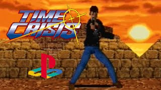 Time Crisis playthrough (Playstation)