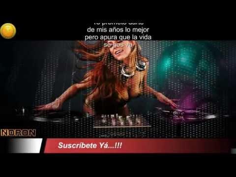 Gríta, gríta, gríta-Cumbia-Karaoke (Campeche Show) 2015 Thornado