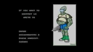The Black Lotus - Total Brain Collapse - Amiga Demo