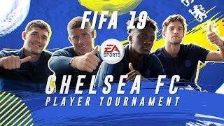 FIFA 19 | Chelsea FC Player Tournament | Barkley, Christensen, Abraham & Alonso