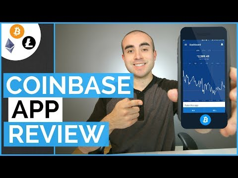 Coinbase App Review – Coinbase Bitcoin Wallet