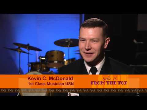 Take It From The Top: U.S. Navy Band Commodores