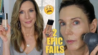 Foundation Friday Epic Fails! Cover FX Power Play | Dior Undercover