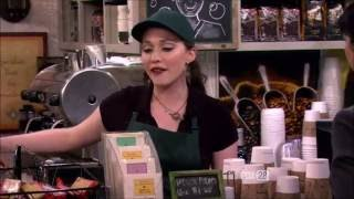 2 Broke Girls - Working at the coffee shop