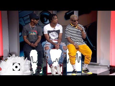 DJ Sliqe, K.O And Emtee Join Streaming Debate - Massive Music | Channel O