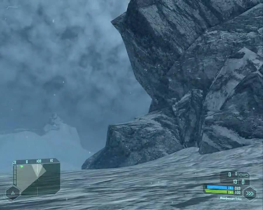 Crysis Ice Mountain скачать торрент - фото 3