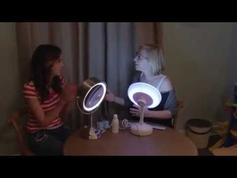 Contacts With LeighAllyn Baker & Laura Marano