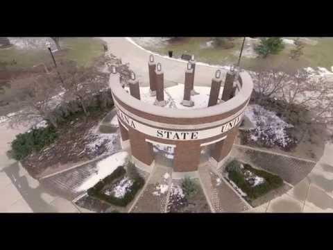 Indiana State Campus Flight