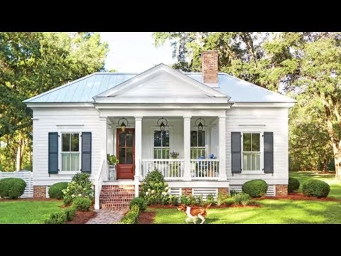 Our New Favorite 800 Square Foot Cottage That You Can Have Too Southern Living Youtube