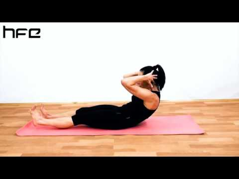 Pilates Exercises The Neck Pull
