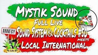 """la50ieme """" Sound System & Cocktails """" du Mystik Sound au bar a Cock..."""