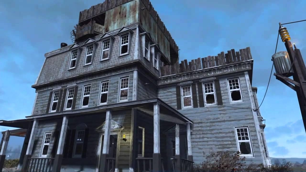 Fallout 4 Siedlung 100%