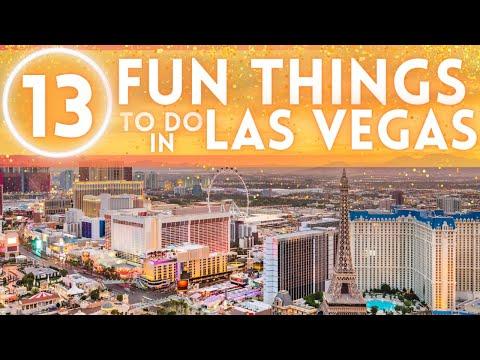 Las Vegas Things To Do 2021 4K
