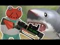 MEGALODON VS DR ZOIDFROG | The Amazing Frog Gameplay (HOW TO KILL MEGALODON)