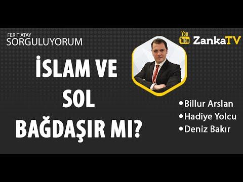 Dindardan Solcu, Solcudan Dindar Olur Mu? İslam Ve Sosyalizm   SorguluYorum   Ferit Atay