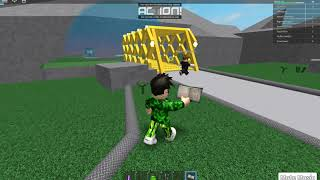 ROBLOX Lucky block. I flew to heaven:-P