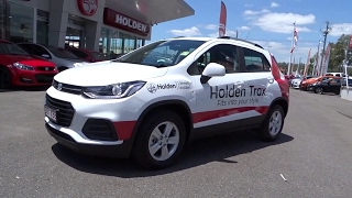 2016 HOLDEN TRAX Booval, Ipswich, Woodend, Raceview, Brisbane, QLD TDWSAA