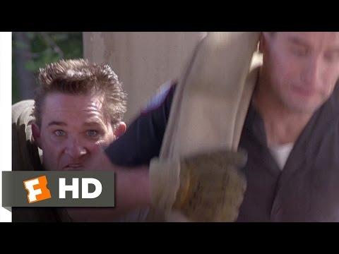 Backdraft (1/11) Movie CLIP - Race Between Brothers (1991) HD
