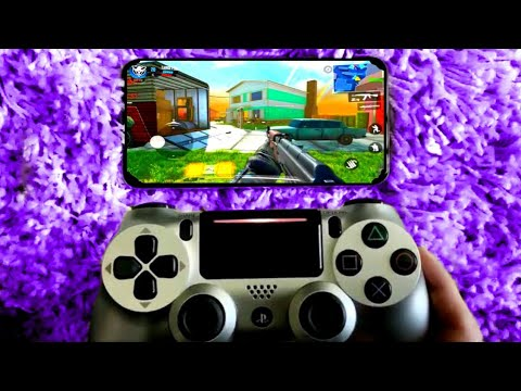 (New Official Method) How To Play Cod Mobile With A Controller!Call Of Duty Mobile With A Controller