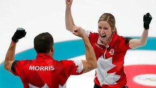Mixed Doubles Curling Final : Canada vs. Switzerland | Pyeongchang 2018