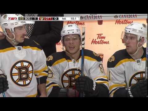 Boston Bruins vs Ottawa Senators | NHL | 24-NOV-2016