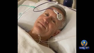 Chief Meteorologist Steve Udelson opens up about major hip surgery,...
