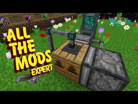 All The Mods Expert Mode - DOUBLE ACCELERATED [E74] (Minecraft Expert Mod Pack)