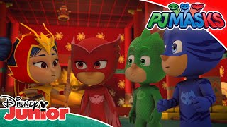 🌩 Ninja Storm! | PJ Masks | Disney Junior UK