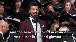 A Christmas Song - Anthony León, Tenor
